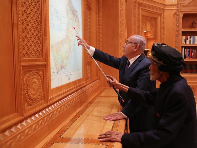 Оман открыл для Израиля воздушное пространство