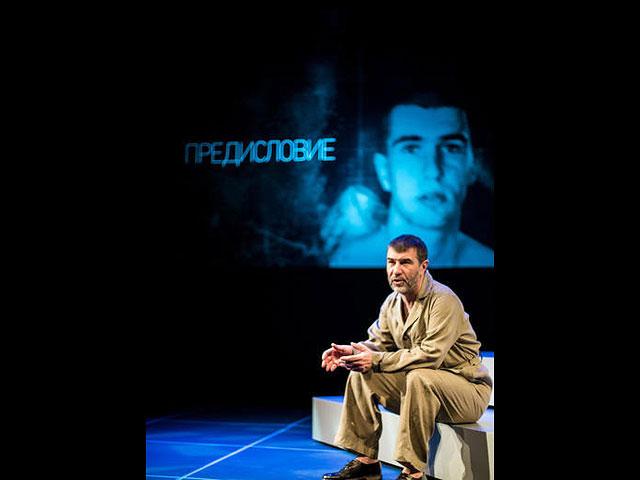 В феврале в Израиле Евгений Гришковец с новым моноспектаклем
