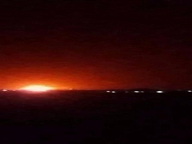 Сирийские источники: коалиция США нанесла удар по военной базе, используемой армией Асада и Ираном