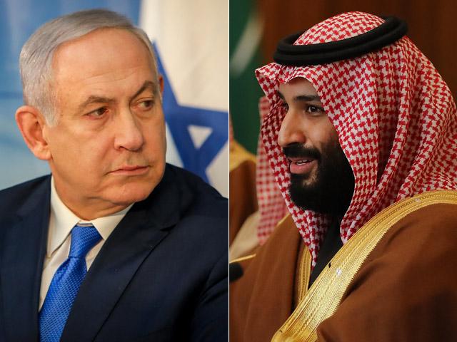 Арабские СМИ: Айзенкот дважды летал в ОАЭ, бин Салман готовит саммит с Нетаниягу