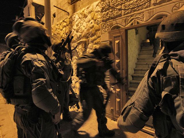 Спецназ ЦАХАЛа вступил в перестрелку с палестинскими службами безопасности