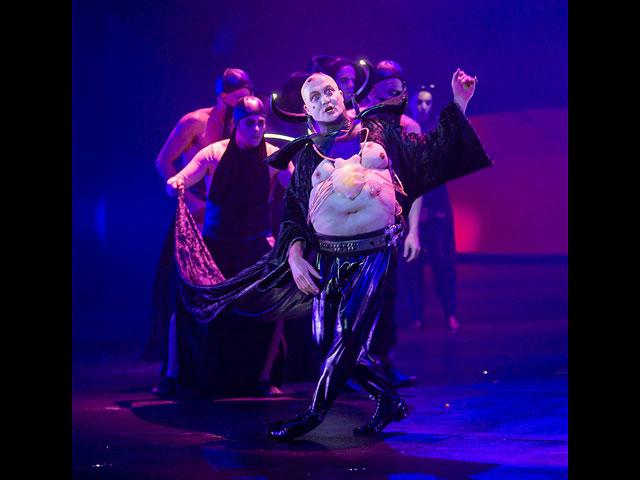 """""""Саломея"""": опера Рихарда Штрауса в Тель-Авиве"""