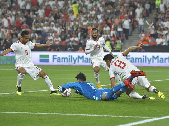 Китай - Иран 0:3