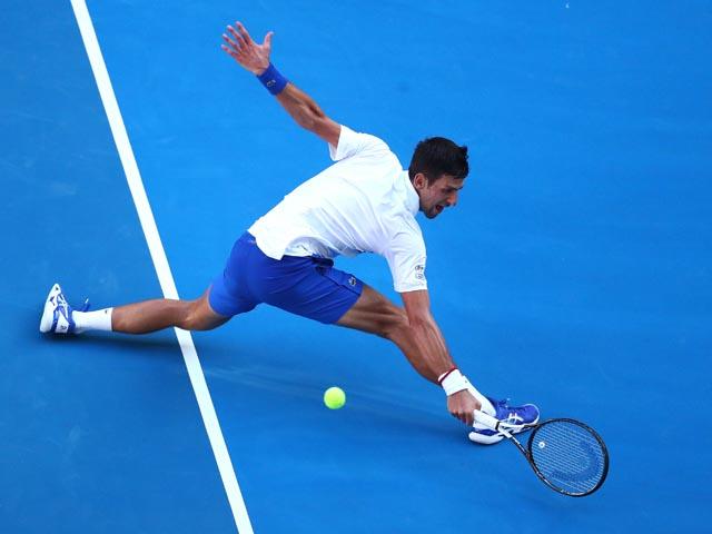 Суперфинал Открытого чемпионата Австралии: Новак Джокович - Рафаэль Надаль