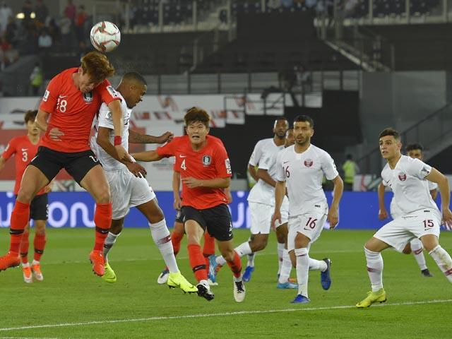 Южная Корея - Катар 0:1