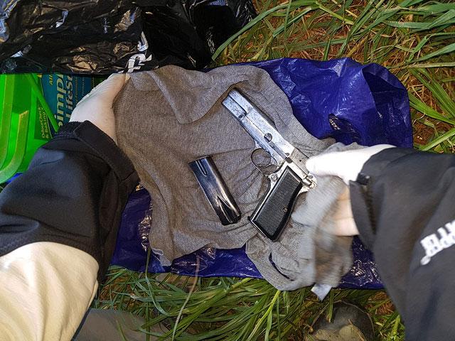 Житель Фурейдиса задержан по подозрению в незаконном хранении оружия