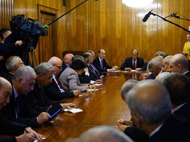 """ХАМАС: """"Московская декларация"""" не принята. ФАТХ извиняется перед Россией"""