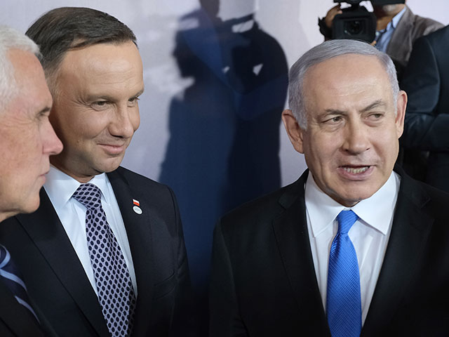 """Саммит """"Вышеградской группы"""" в Израиле под угрозой: президент Польши возмущен словами Нетаниягу"""