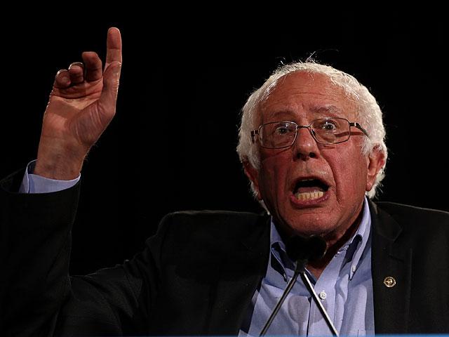 Берни Сандерс вновь баллотируется на пост президента США