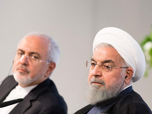Президент Ирана не принял отставку главы МИДа Мохаммада Зарифа