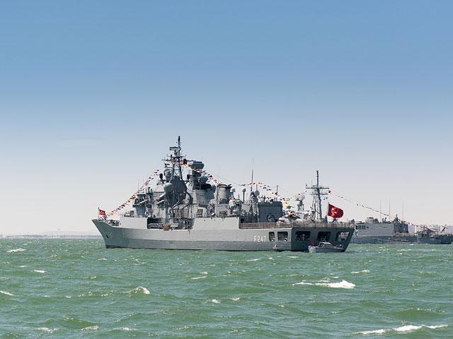 Начались крупнейшие морские учения в истории Турции