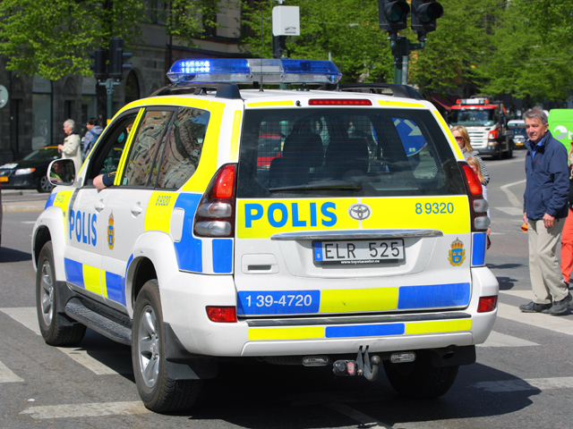 Задержаны два гражданина Швеции, завербованные спецслужбами России
