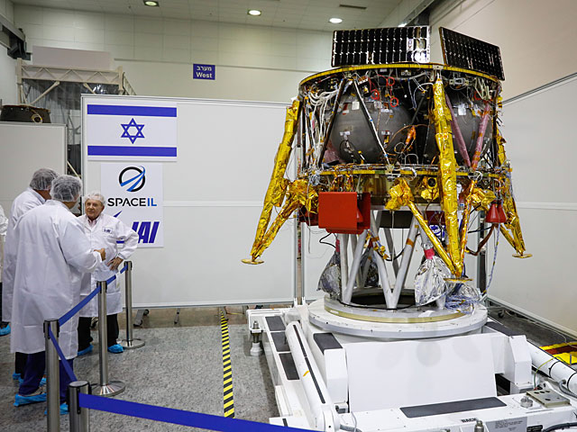 Запуск первого израильского лунного аппарата. Рассказывает системный инженер Александр Фридман