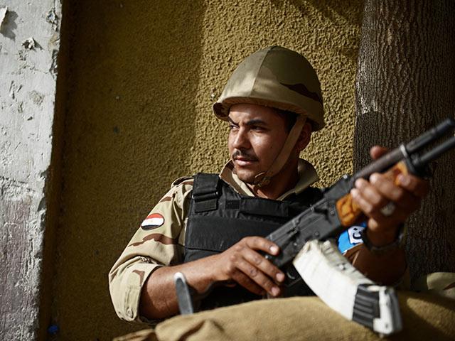 Армия Египта объявила о ликвидации 16 боевиков на севере Синая