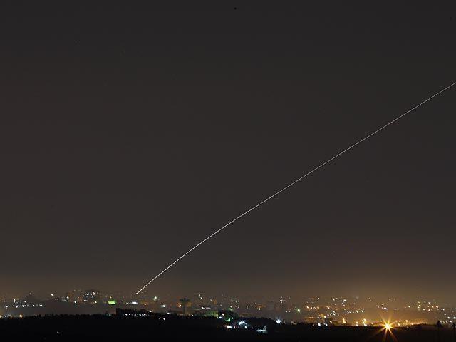 Приграничные районы подвергаются ракетным обстрелам из сектора Газы