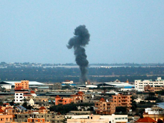 Второй день ответных действий ЦАХАЛа в Газе. Хронология