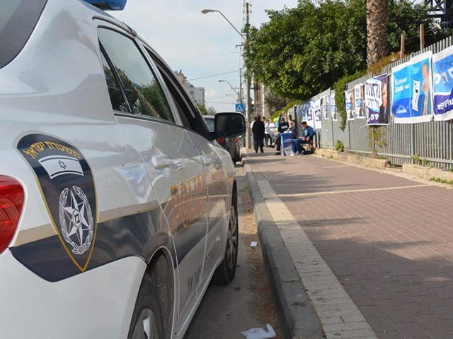 Полиция завершила подготовку ко дню выборов