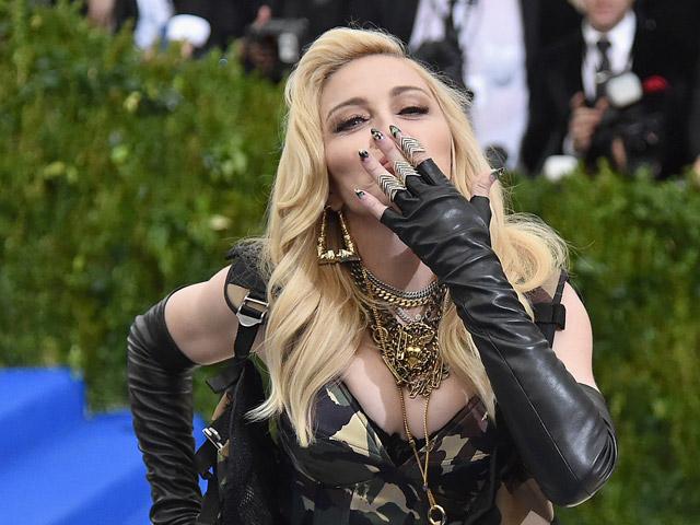 """Корпорация """"Кан"""": Мадонна выступит на """"Евровидении"""" в Тель-Авиве"""