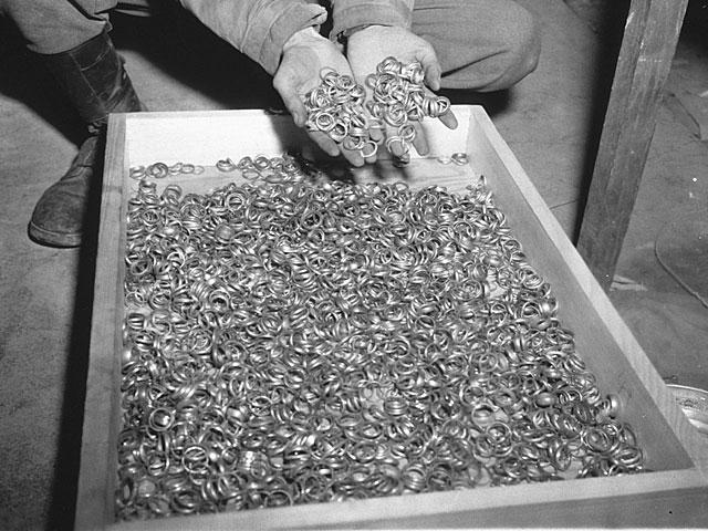 Die Welt: Главный след нацистского золота ведет в Швейцарию