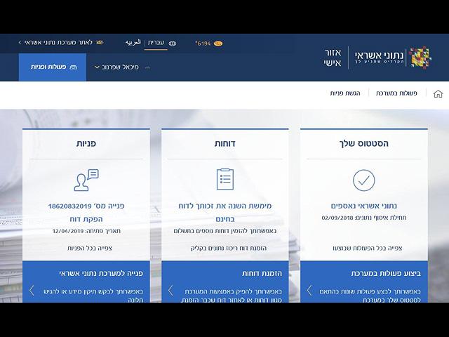 В Израиле начала работать Всеобщая база кредитных данных