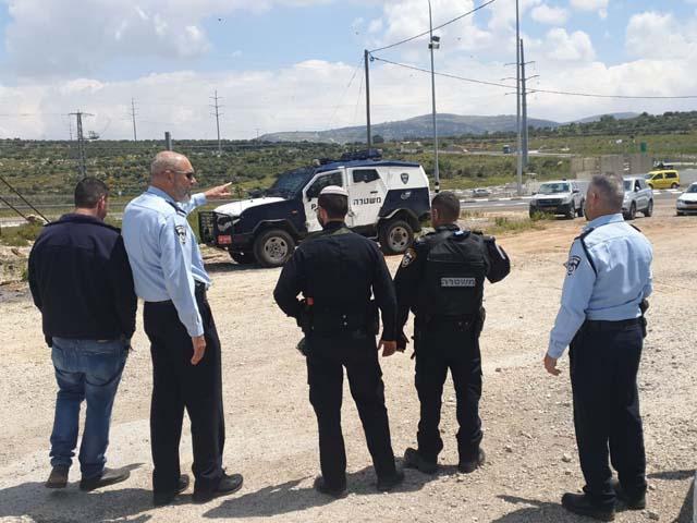 """Полицейский Гия Алуашвили об инциденте близ Тапуах: """"Террорист пытался открыть машину"""""""