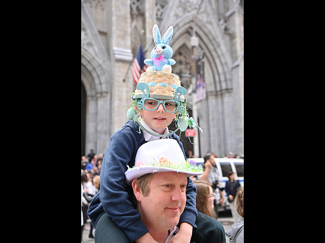 Пасхальный парад на 5-й авеню