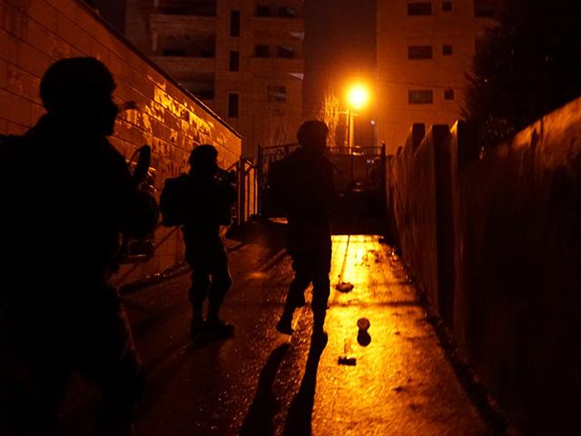 Палестино-израильский конфликт: хронология событий, 22 апреля