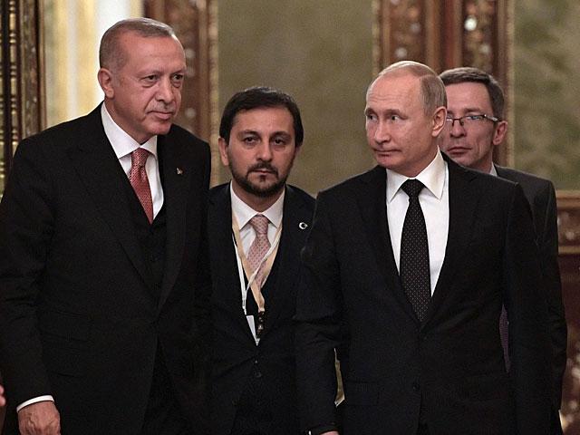 """""""Президент Турции думал сохранить в Сирии зону влияния, которая позволила бы ему вести переговоры с русскими и иранцами. Ничего этого не будет"""