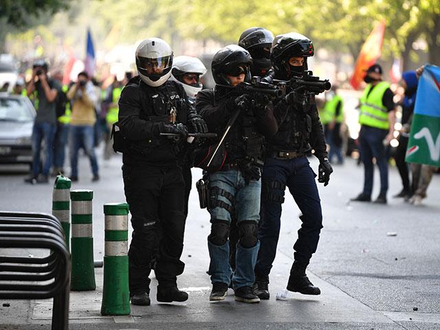 Задержан подозреваемый по делу о взрыве в Лионе