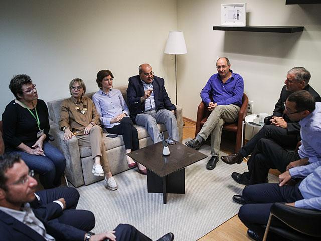 Оппозиционные фракции намерены голосовать против законопроекта о роспуске Кнессета