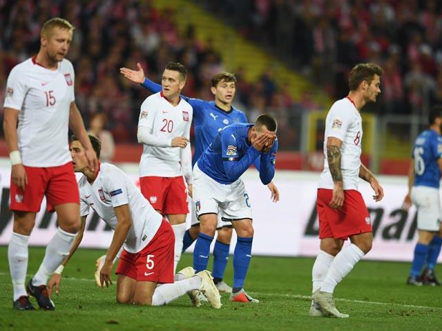 Состав сборной Польши на матчи против сборных Македонии и Израиля