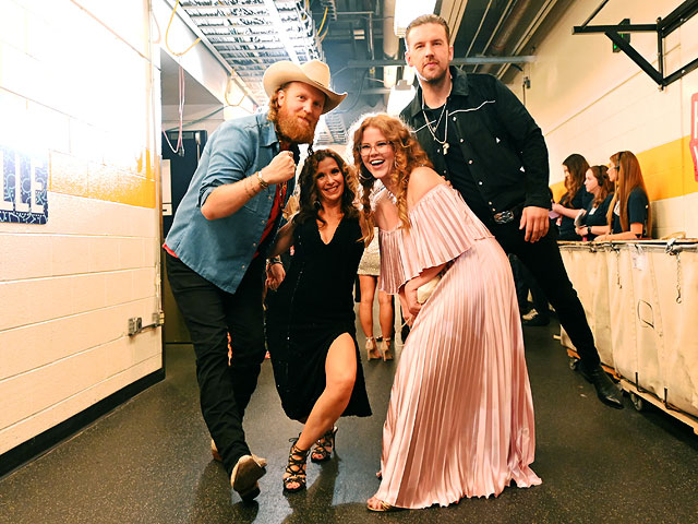 CMT Awards 2019: звезды кантри-музыки в Нэшвилле
