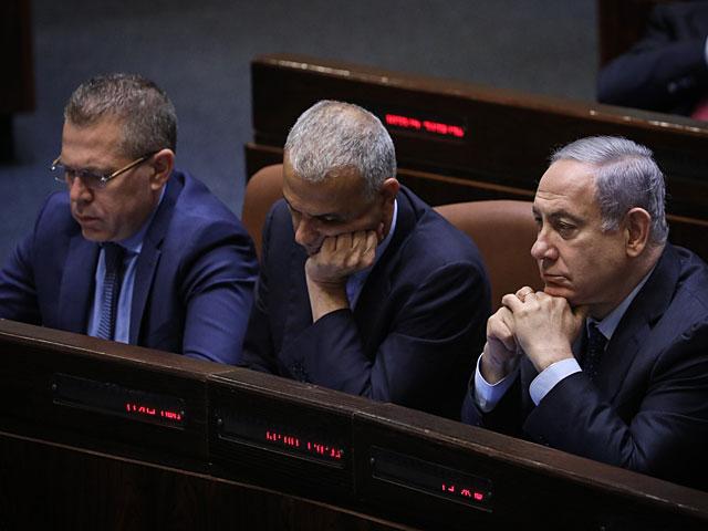 Нетаниягу пригласил на встречу потенциальных коалиционных партнеров