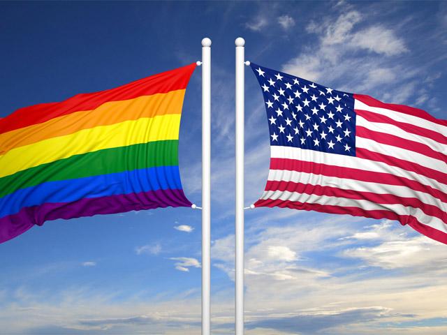 """Посольствам США в Израиле и других странах не разрешили поднять радужные флаги """"месяца гордости"""""""