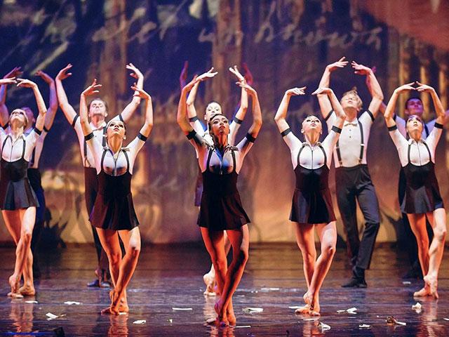 """Великий Гэтсби"": мечта, книга и балет о ""веке джаза"""