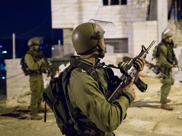 Палестино-израильский конфликт: хронология событий, 12 июня