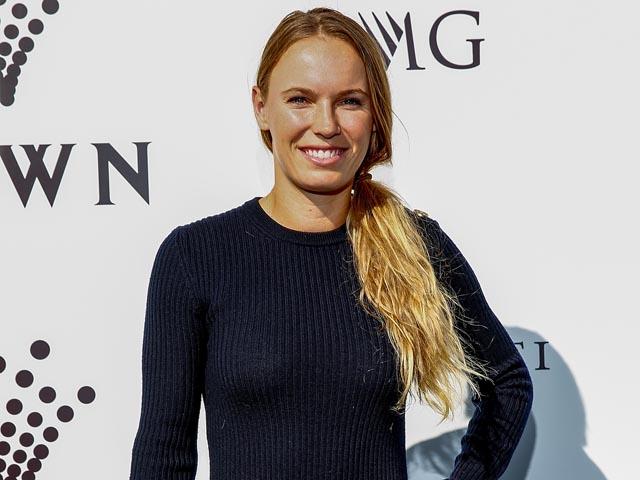 Одна из самых красивых теннисисток мира вышла замуж за баскетболиста