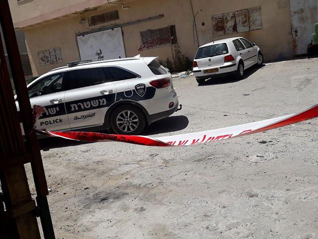 На месте происшествия в поселке Арара. 27 июня 2019 года