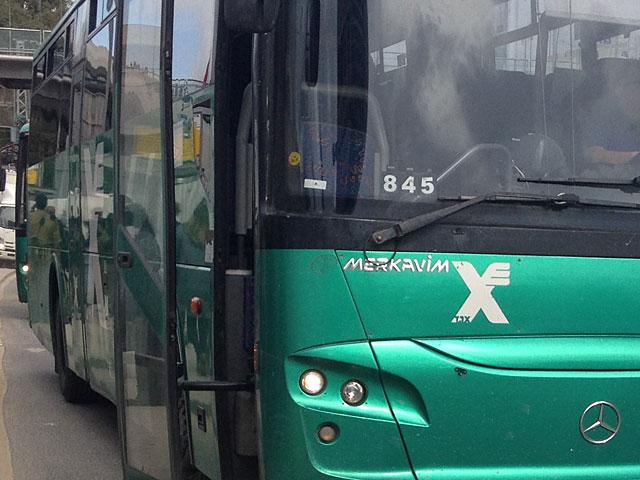 "Водители ""Эгед Таавура"" объявили двухчасовую забастовку"