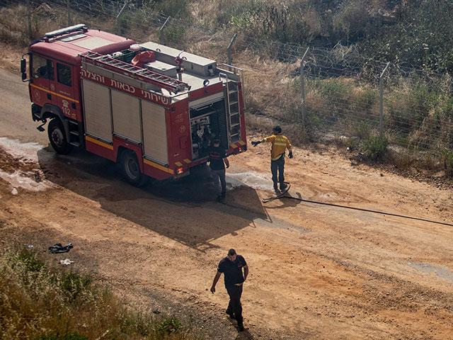 Экстремальная жара привела к пожарам: полиция эвакуирует жителей и блокирует дороги