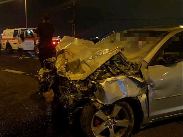 В результате ДТП на 444-трассе погиб один человек и трое получили травмы