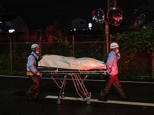 Количество жертв поджога киностудии в Киото возросло