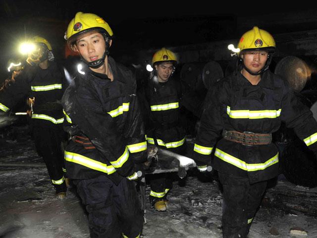 Взрыв на газовом заводе в Китае: десятки погибших и раненых