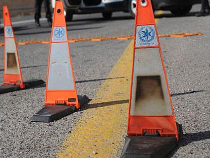 На улице Жаботински в Бней-Браке перекрыто движение из-за проседания почвы