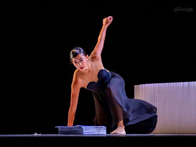 """Нью-йоркский Театр танца """"Испанико"""" в Израиле"""