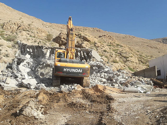 Арабские СМИ: ЦАХАЛ готовится к сносу незаконных домов к югу от Иерусалима