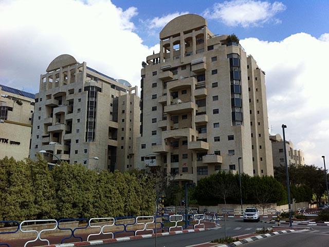 ЦСБ: в Израиле насчитывается более 2,6 миллиона единиц жилья