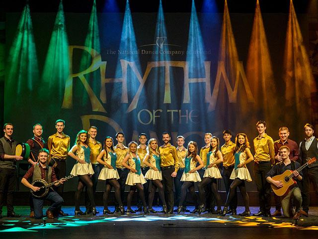 Магия ирландских ритмов возвращается
