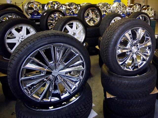 На рынок вышли колесные диски из карбона и алюминия (иллюстрация)