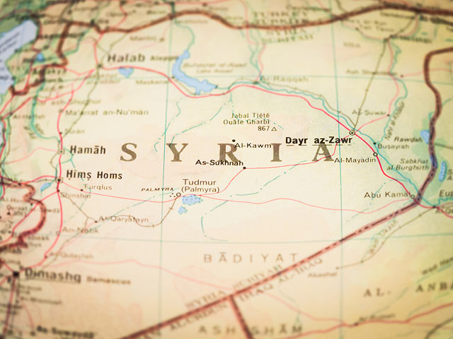 Теракт против курдов на востоке Сирии, есть погибшие